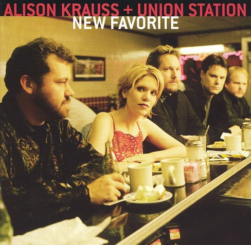 Alison krauss - New favorite (CD) - image 1 of 1