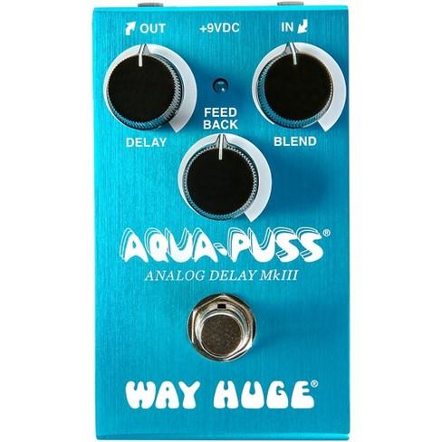 Way Huge Electronics WM71 Mini Aqua-Puss Analog Delay Effects Pedal - image 1 of 1