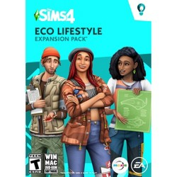 Sims 4: Eco Lifestyle Expansion Pack - PC Game