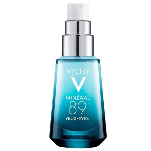 Vichy Mineral 89 Eyes Hyaluronic Acid Eye Gel Cream - 0.5 fl oz - image 1 of 4