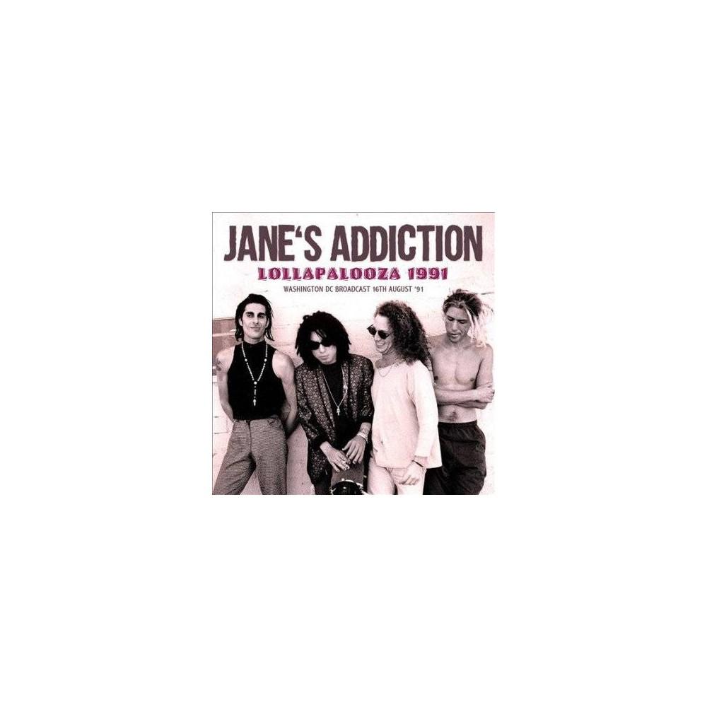 Jane's Addiction - Lollapalooza 1991 (CD)