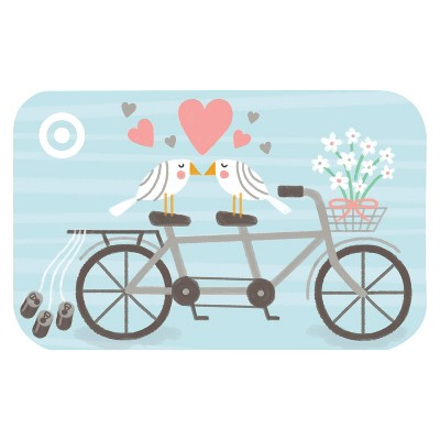 Bicycle Love Birds Gift Card - $25