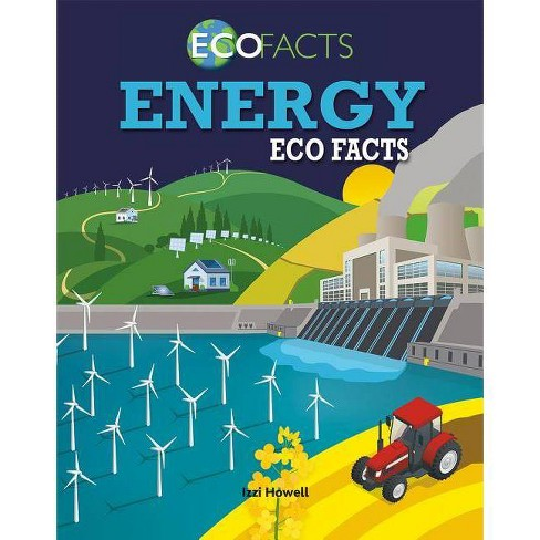 Energy Eco Facts - by  Izzi Howell (Hardcover) - image 1 of 1