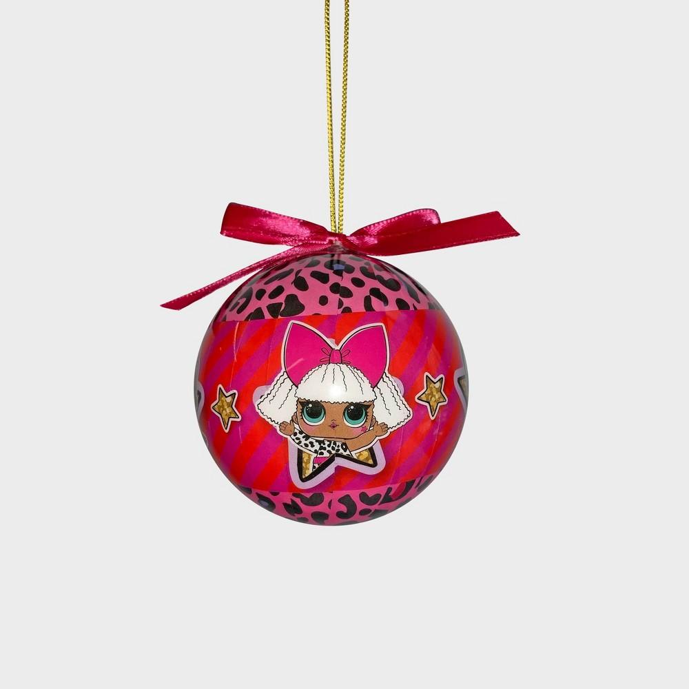 """3"""" L.O.L. Surprise! Christmas Ornament"""