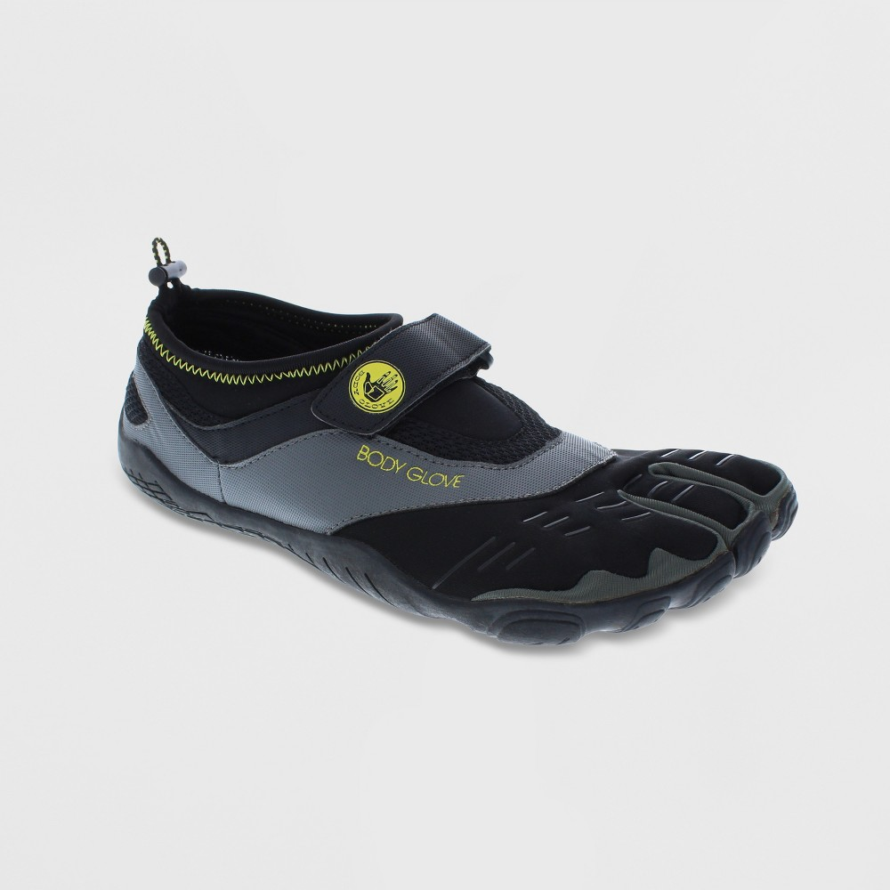 Men's Body Glove 3 T Max Water Shoes - Black 11, Black Yellow