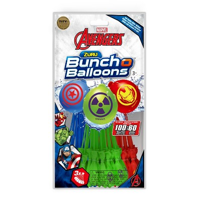 Bunch O Balloons Avengers