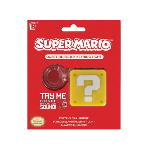 Nintendo Light & Sound Key Chain - Super Mario - image 1 of 4