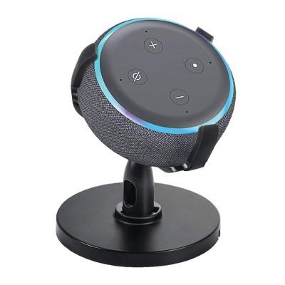 Insten Table Holder Bracket Mount For Echo Dot 3rd Generation, Black