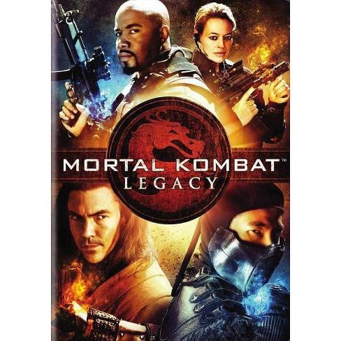 Mortal Combat: Legacy (DVD) - image 1 of 1