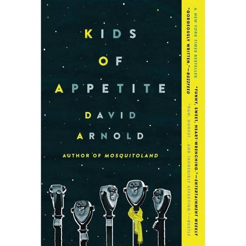 Kids of Appetite - by  David Arnold (Paperback) - image 1 of 1