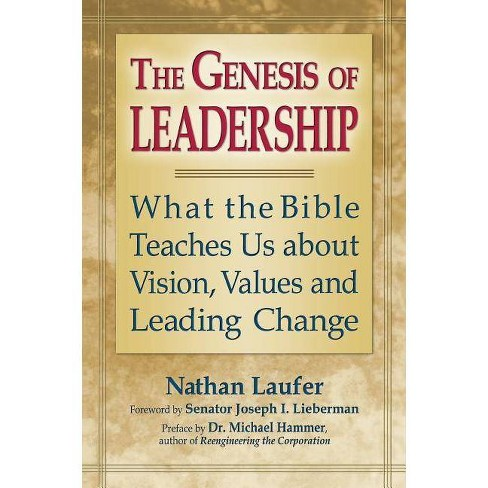 The Genesis of Leadership - by  Nathan Laufer (Paperback) - image 1 of 1