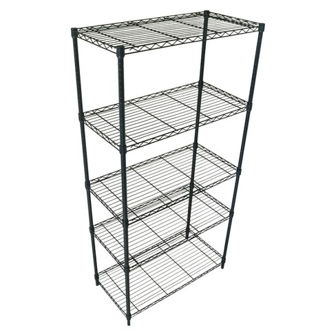 about this item - Wire Shelving Units