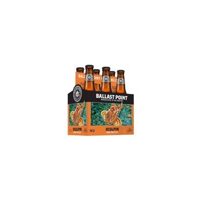 Ballast Point Sculpin IPA Beer - 6pk/12 fl oz Bottles