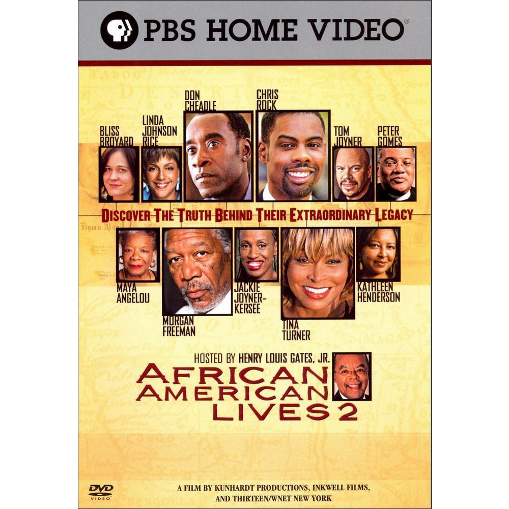 African American Lives 2 (Dvd)