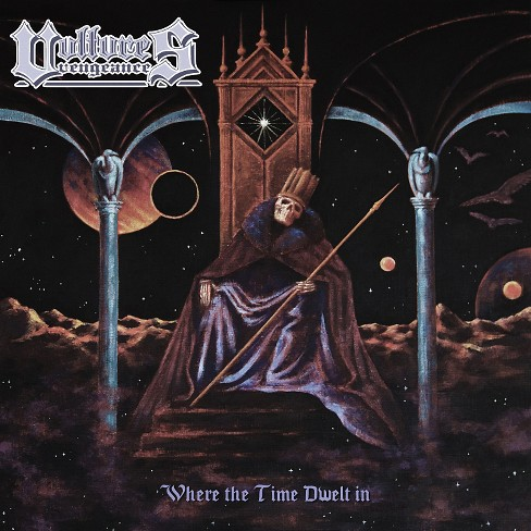 Vultures Vengeance - Where The Time Dwelt In (CD) - image 1 of 1