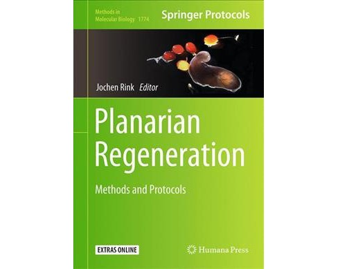 Planarian Regeneration : Methods and Protocols -  (Hardcover) - image 1 of 1