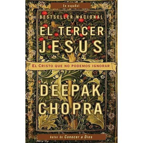 El Tercer Jesús - by  Deepak Chopra (Paperback) - image 1 of 1