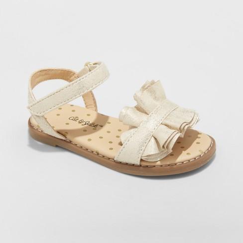 04a3a3dedee Toddler Girls' Camilla Slide Sandals - Cat & Jack™