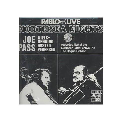 Joe Pass &  Ni Pederson - Northsea Lights (CD) - image 1 of 1