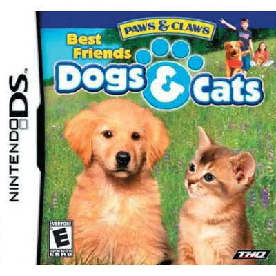Paws & Claws: Dogs and Cats Best Friends NDS