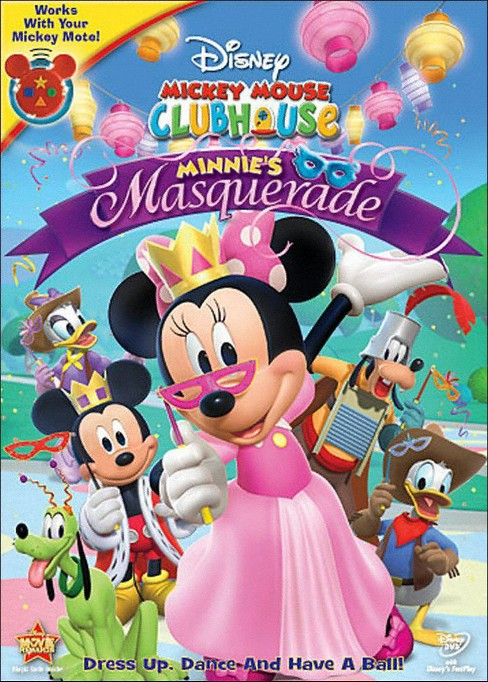 Mickey Mouse Clubhouse: Minnie's Masquerade - image 1 of 1