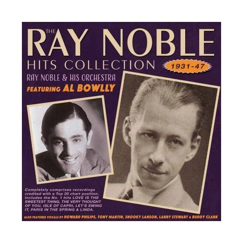 Ray Noble - Hits Collection 1931-47 (CD) - image 1 of 1