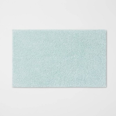 Perfectly Soft Solid Bath Mat Mint Green - Opalhouse™