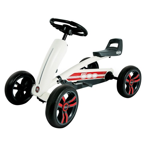 BERG Buzzy Fiat 500 pedal kart - image 1 of 4