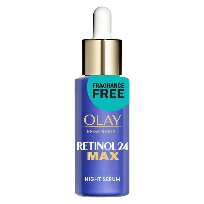 Olay Regenerist Retinol 24 Max Night Serum - 1.3 fl oz