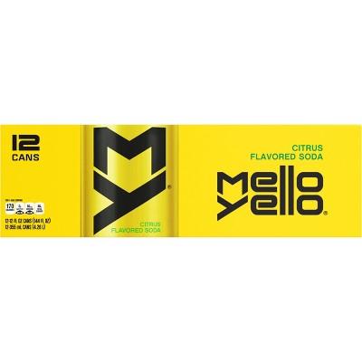 Mello Yello - 12pk/12 fl oz Cans