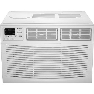 Amana 15,000 BTU 115V Window-Mounted Air Conditioner AMAP151BW with Remote Control
