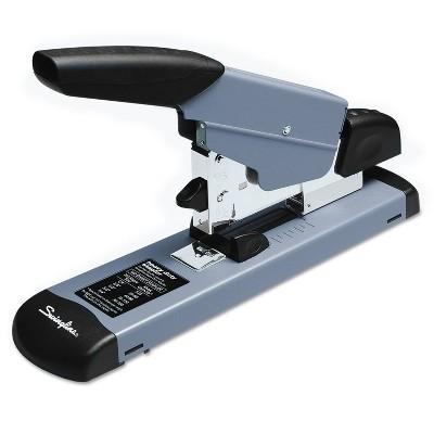 Swingline Heavy-Duty Stapler 160-Sheet Capacity Black/Gray 39005