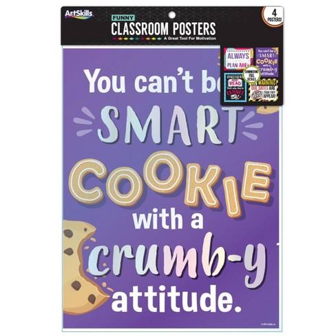 ArtSkills Funny Classroom Posters - image 1 of 2