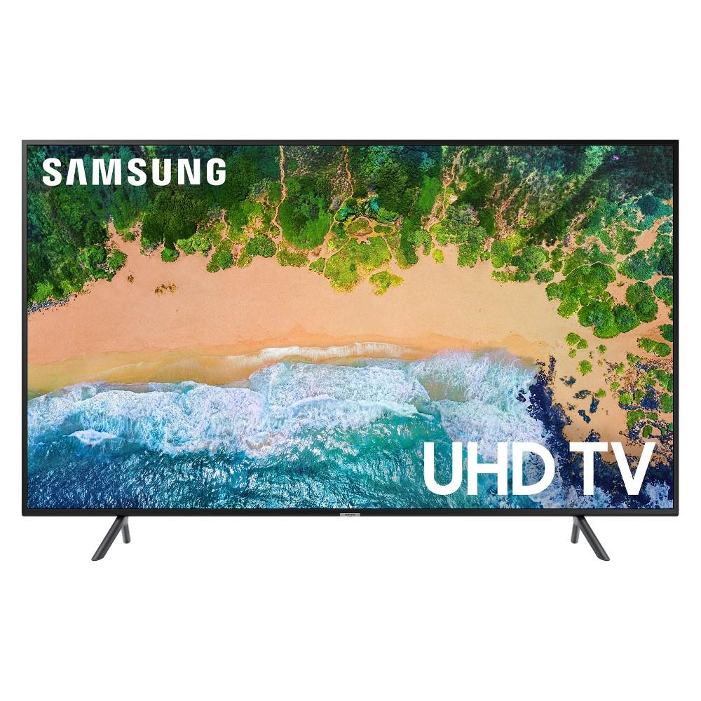 Samsung 75 Smart Uhd TV - Black (UN75NU7100)
