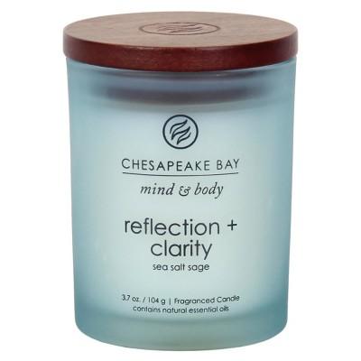 Small Jar Candle Sea Salt Sage 3.7oz - Chesapeake Bay Candle®