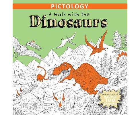 Walk With the Dinosaurs (Paperback) - image 1 of 1