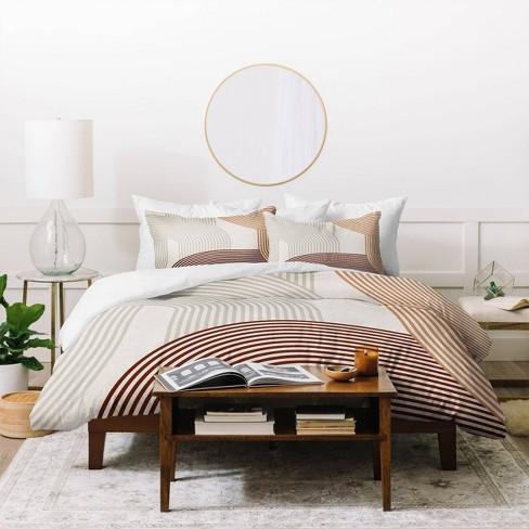 Full Queen Iveta Abolina Mid Century, Mid Century Queen Bedspread