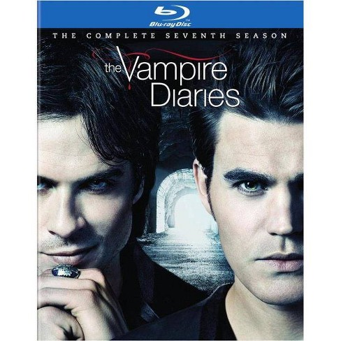 The Vampire Diaries: The Complete Seventh Season (Blu-ray) - image 1 of 1