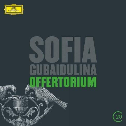 Gubaidulina - 20C: Gubaidulina- Offertorium (CD) - image 1 of 1