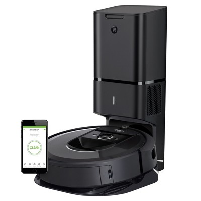 iRobot Roomba i7+ (7550)Wi-Fi Connected Robot Vacuum with Automatic Dirt Disposal