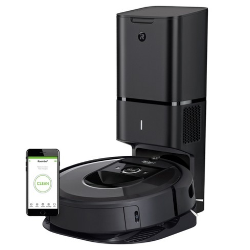 IRobot Roomba I7+ (7550) Wi-Fi Connected Robot Vacuum With ...