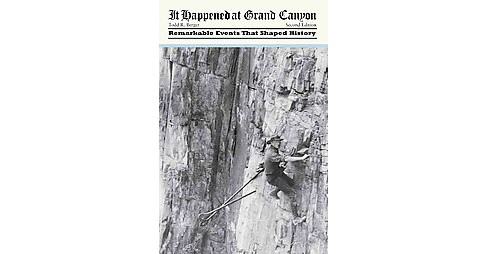 It Happened at Grand Canyon (Paperback) (Todd R. Berger) - image 1 of 1