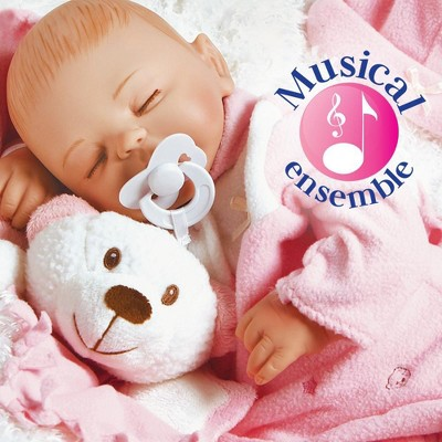 Paradise Galleries Reborn Newborn Baby Doll That Looks Real Baby Carly, 16 inch Sleeping Girl in GentleTouch Vinyl, 6-Piece Set