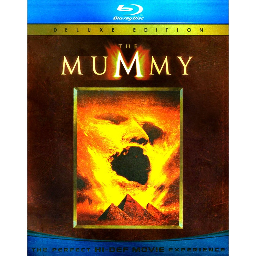 The Mummy (Blu-ray), Movies