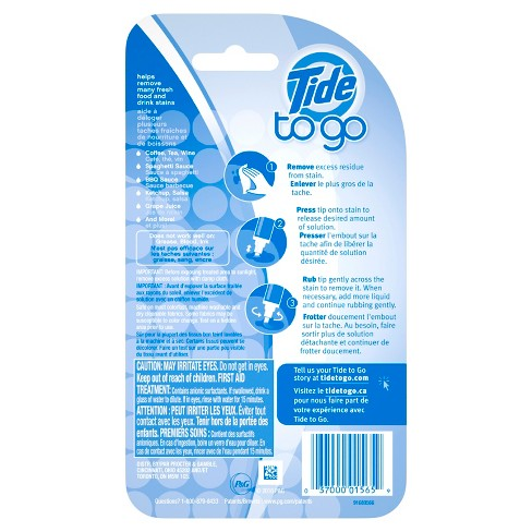 tide to go stain remover pen 1ct target
