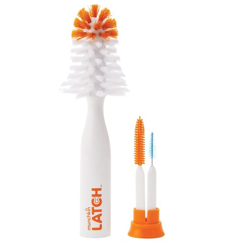 Munchkin LATCH™ Pump Brushes - image 1 of 6