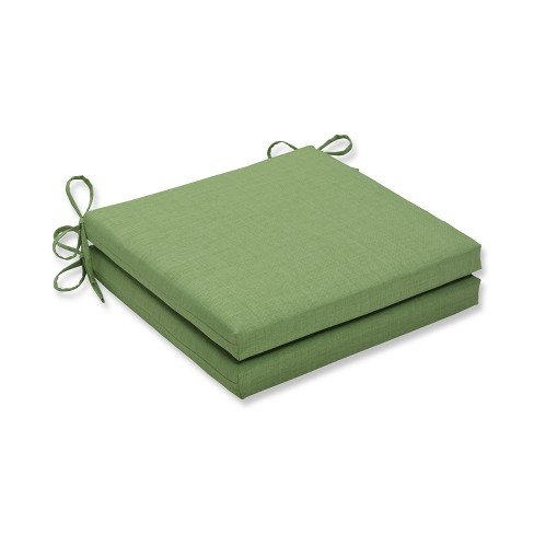 Rave Lawn 2pc Indoor/Outdoor Squared Corners Seat Cushion - Pillow Perfect - image 1 of 1