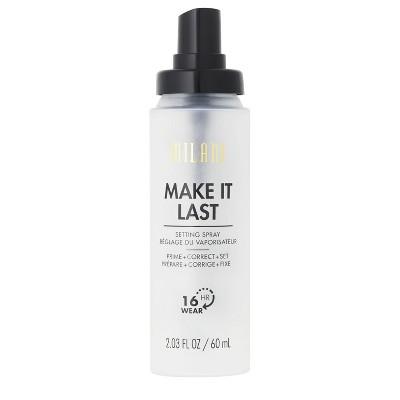Milani Make It Last Prime + Correct + Set Makeup Setting Spray - 2.03 oz