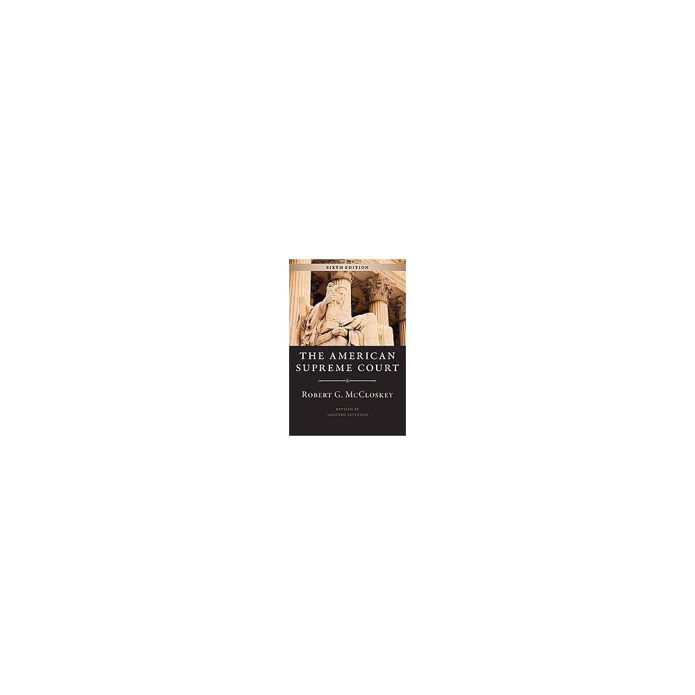 American Supreme Court (Revised) (Paperback) (Robert G. McCloskey)