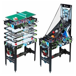 "MD Sports 48"" 12-in-1 Multi-Game Table"